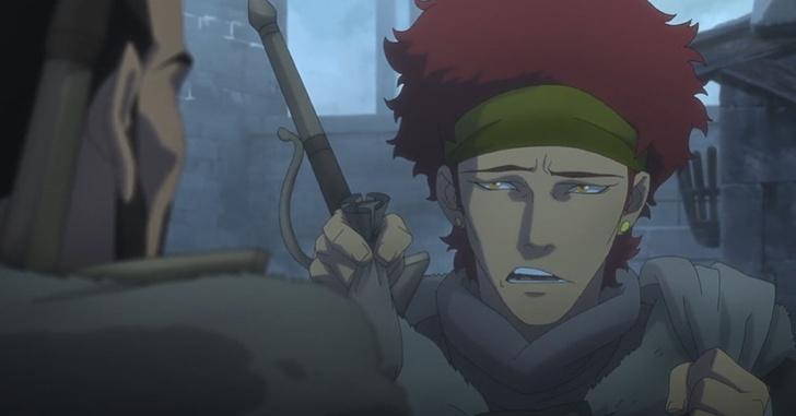 Фото №3 - Самые крутые персонажи в аниме от Netflix «Ведьмак: Кошмар волка»