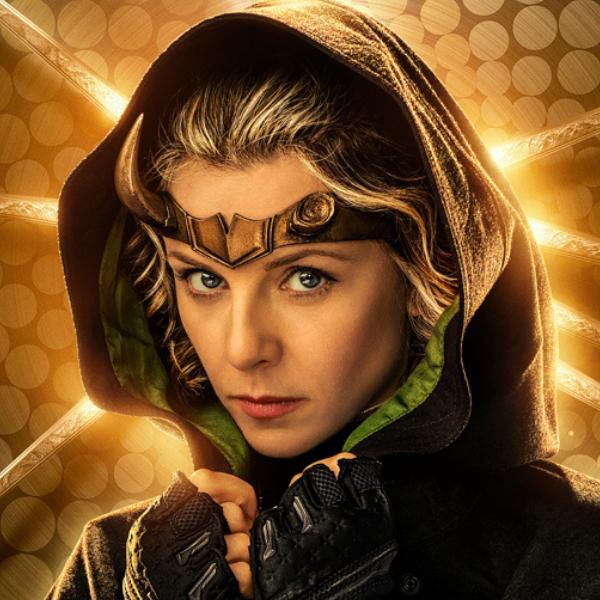Фото №1 - Сильвия из сериала «Локи» рассказала о своем костюме, напоминающим образ самого Локи 😍