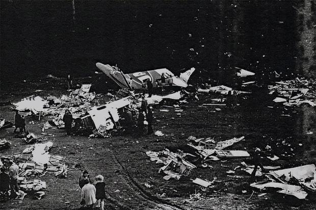Фото №5 - Авиакатастрофа с рекордно чудесным выживанием
