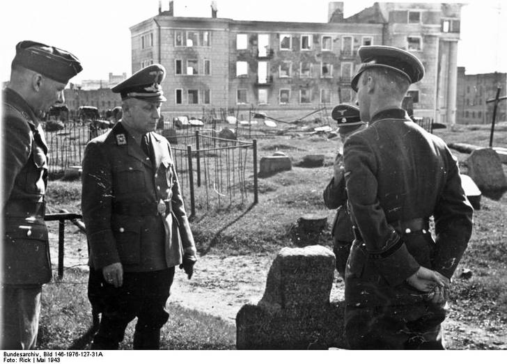 Фото №2 - Операция «Возмездие»: как три женщины убили палача Белоруссии Вильгельма Кубе