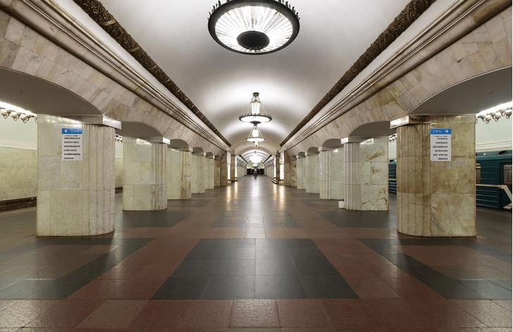 Фото №9 - 11 необычных фактов и легенд о метро, которые вдохновят тебя чаще спускаться в подземку