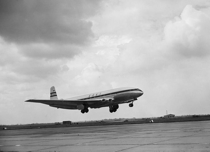 Фото №6 - Дальше, выше, быстрее: 5 вех в истории пассажирской авиации