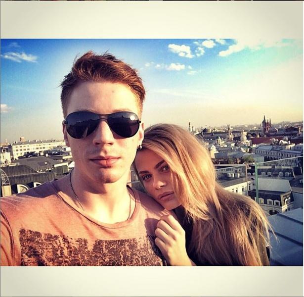 Никита Пресняков и Алена Краснова фото