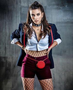 Фото №11 - TikTok-кастинг: какие российские тиктокеры могли бы сыграть главные роли в сериале «Элита»