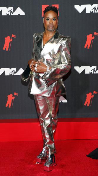Фото №7 - Премия MTV VMA 2021: лучшие, худшие и самые яркие образы церемонии