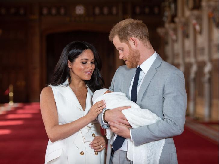 Фото №5 - Другое положение: 7 различий между первой и второй беременностями герцогини Меган