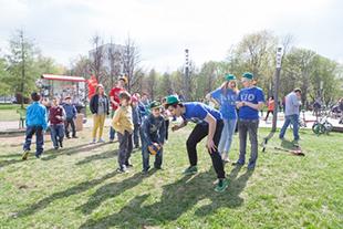 Фото №4 - «Маёвка family»  собрала москвичей в гончаровском парке