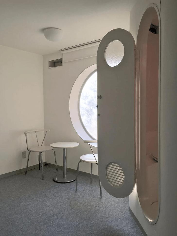 Фото №6 - Капсульный дом по проекту Кисе Курокавы будет восстановлен