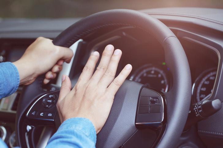 Фото №9 - Чему не учат в автошколе: условные знаки автомобилистов