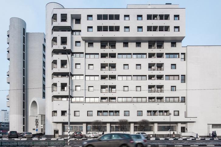 Фото №8 - Топ-9 лучших жилых домов Москвы 1920-2020-х годов