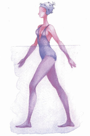Фото №2 - Аквааэробика после родов