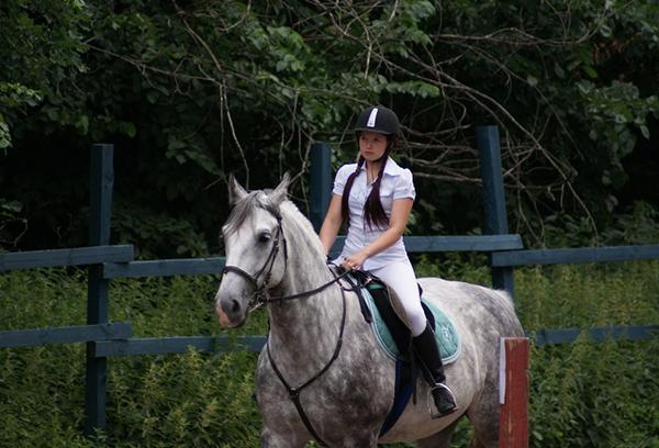 Фото №51 - Девушки на коне: самые романтичные наездницы Ульяновска