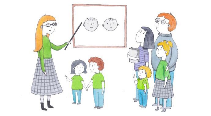 Фонд «Волонтеры в помощь детям-сиротам» проведет онлайн-семинар «Школьные проблемы детей с опытом депривации» для приемных родителей