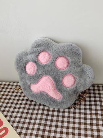 Фото №4 - Вместо плюшевого мишки: 5 модных меховых сумок, с которыми ты не захочешь расставаться