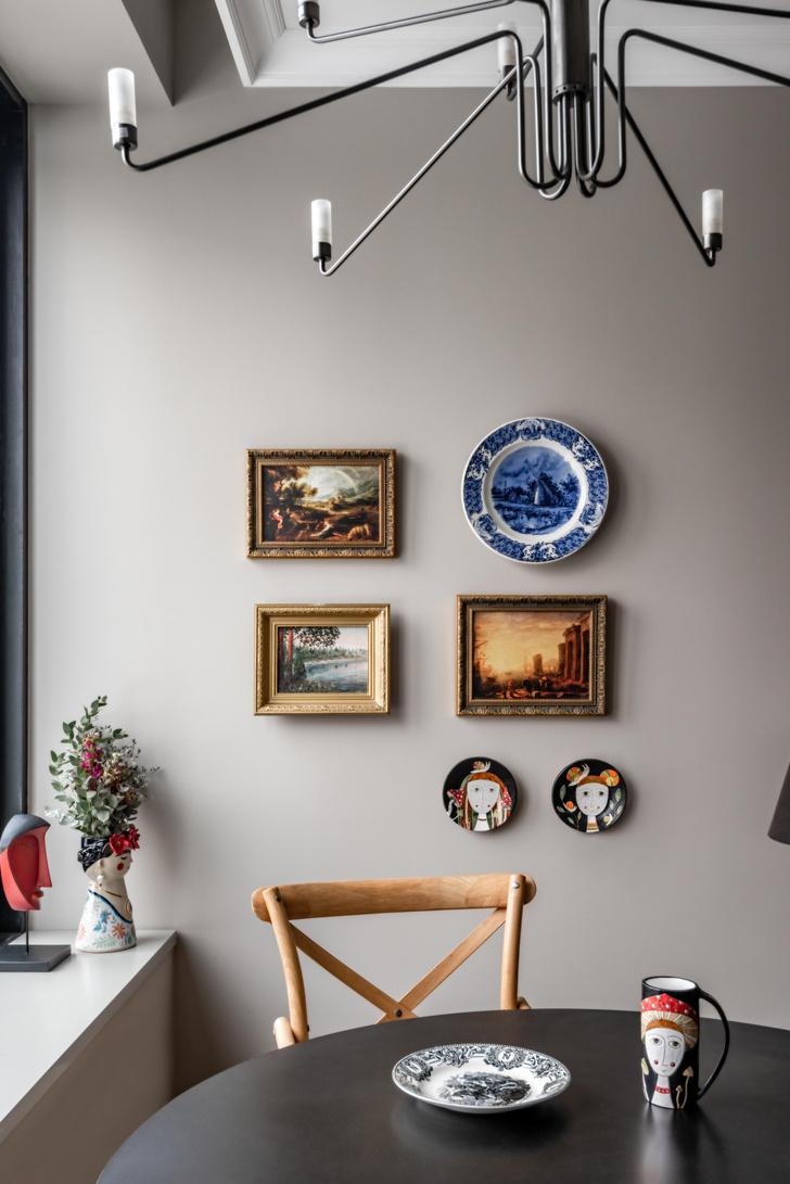 Фото №2 - Квартира 45 м²: в гостях у дизайнера Леси Печенкиной
