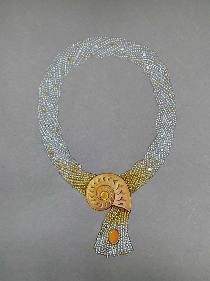 Фото №3 - Ювелирное искусство и архитектура: выставка украшений Epic Jewellery в МУАРе