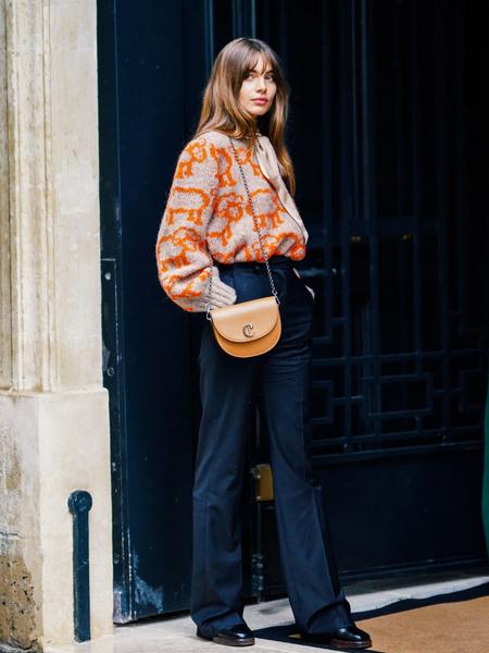 Яркий принт. Принты в образе. Оранжевый в образах. Оранжевый в одежде.