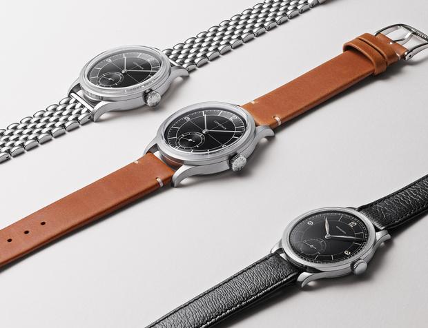 Фото №3 - Новая версия часов Longines Heritage Classic с секторным циферблатом, вдохновленная стилем 1930-х годов