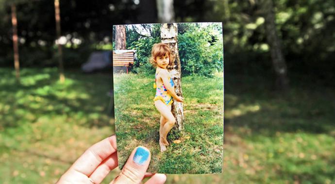 Я не помню своего детства