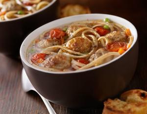 Суп с фрикадельками, рецепты супов