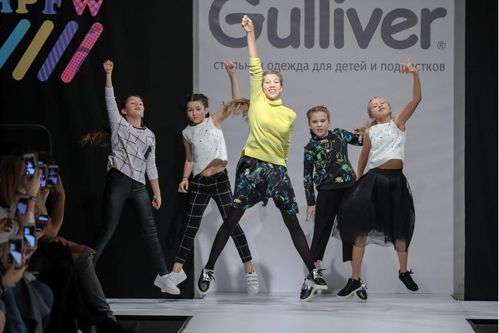 Фото №1 - Московская  Детская Неделя Моды завершилась