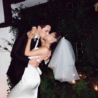 Фото №3 - Скорее смотри! Ариана Гранде поделилась фотографиями с тайной свадьбы 🥰