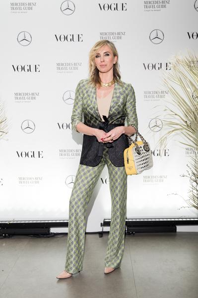 Фото №5 - Водянова, Бондарчук и Летучая посетили вечеринку в честь запуска Vogue Travel
