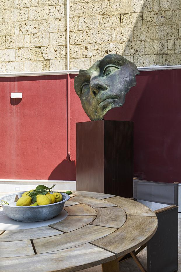 Фото №9 - Яркая квартира с дизайнерской мебелью в Неаполе
