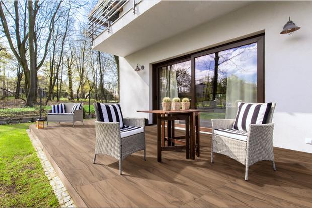 Фото №2 - Готовимся к лету: керамические покрытия для outdoor-пространств