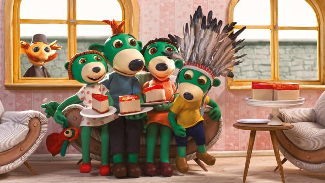 Фото №2 - Чему научит детей мультсериал «Семья Трефликов» на телеканале «Карусель»?