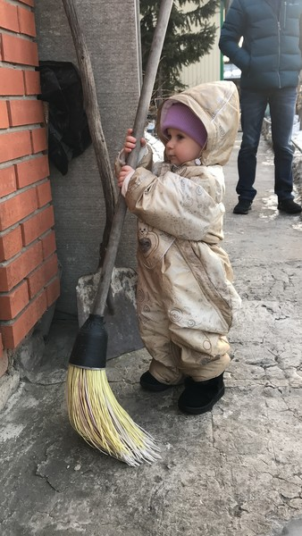 Фото №13 - Малыш, весна пришла! Голосуем за самое радостное детское фото