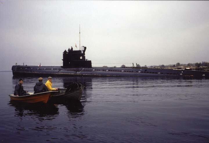 Фото №2 - «Шведский комсомолец»: бесславный эпизод в истории военно-морского флота СССР