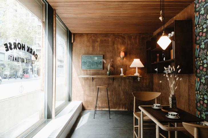 Фото №2 - Кофейный киоск Dark Horse в Торонто