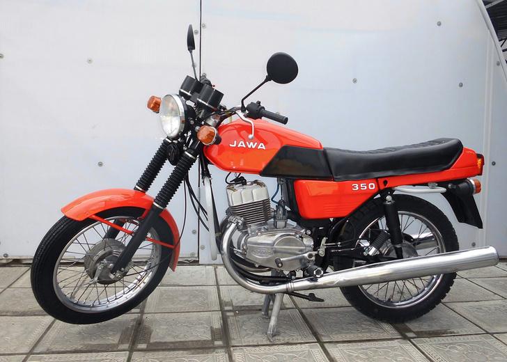 Фото №4 - С дымком. 5 фактов о мотоциклах «Ява», которые боготворили в СССР