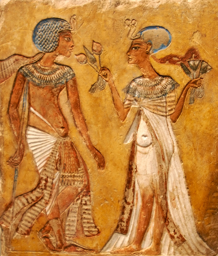 Фото №4 - 7 самых скандальных секс-обычаев древнего Египта