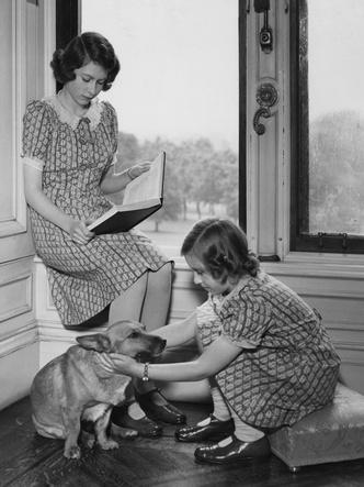 Фото №3 - Почему придворные предпочитали общаться с юной Маргарет, а не с Елизаветой