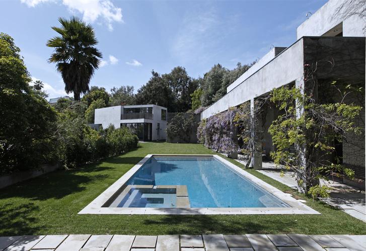 Фото №1 - Дом дизайнера Андреа Майклсон в Калифорнии