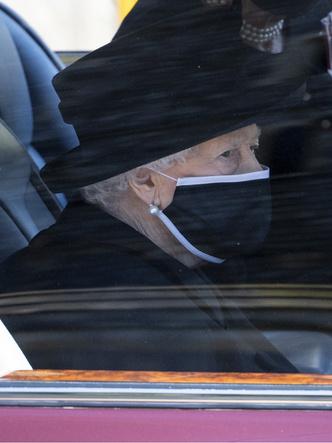 Фото №2 - Последний путь принца Филиппа: как королевская семья прощалась с любимым мужем, отцом и дедушкой