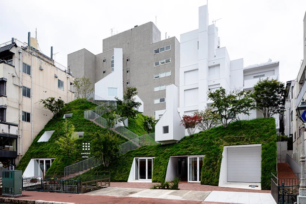 Фото №1 - Отель Shiroiya по проекту Су Фудзимото