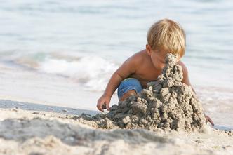 Фото №1 - Строим замки из песка...