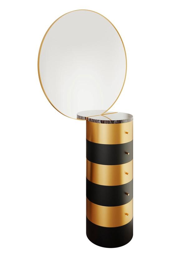 Фото №6 - Свет мой, зеркальце: ТОП-10 туалетных столиков для спальни