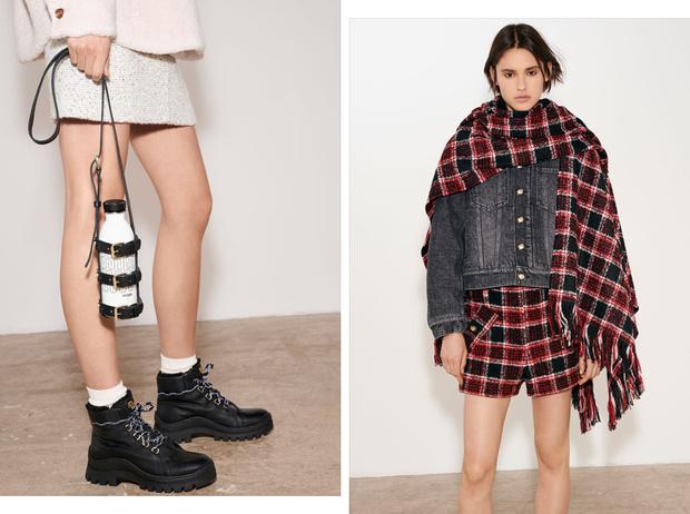 Фото №1 - Что купить в новой аксессуарной коллекции Maje: от сумок до украшений