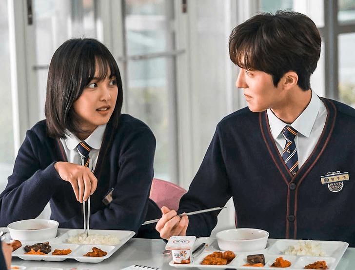 Фото №3 - Как учиться на отлично: крутые лайфхаки из корейских дорам про школу и универ