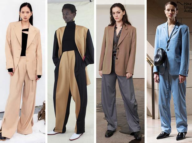 Фото №4 - Тренды осени и зимы 2021/22 с Недели моды в Лондоне