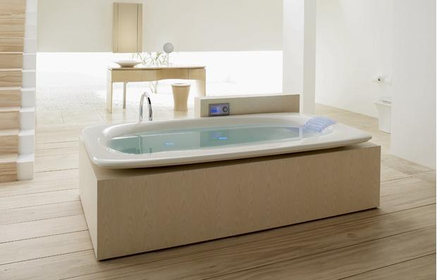 Фото №12 - Дизайн ванной: модные тенденции