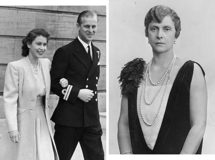 Фото №1 - Почему мать принца Филиппа была расстроена из-за его помолвки с Елизаветой