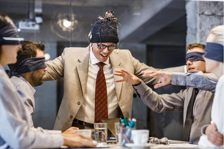 Фото №4 - А ты, часом, не лидер? Как усилить свою харизму: советы и подсказки