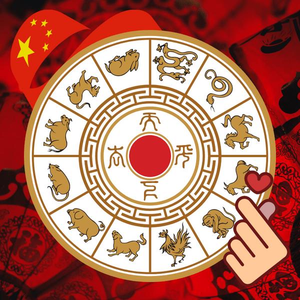 Фото №1 - Любовь по китайскому гороскопу: с кем тебе суждено быть вместе? 😍