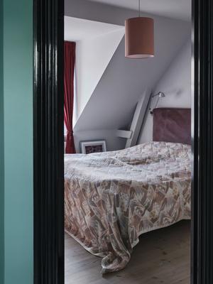 Фото №8 - Цвет, экспрессия, максимализм: уютный дом в Копенгагене
