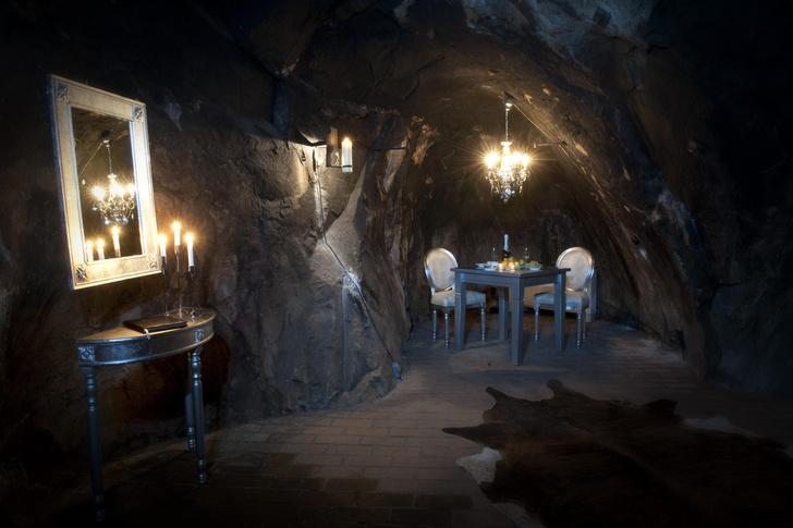 Фото №1 - Сны под землей: 6 самых необычных подземных отелей